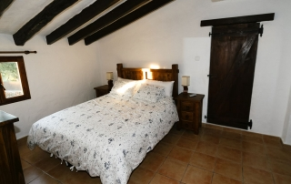 Mallorca Finca farmhouse accommodation with Double Bedroom ensuite